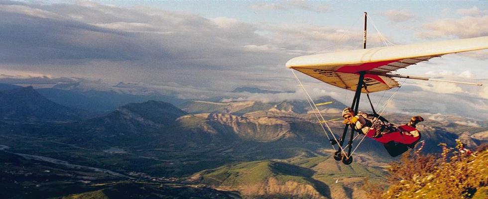 Les équipements nécessaires pour faire du deltaplane